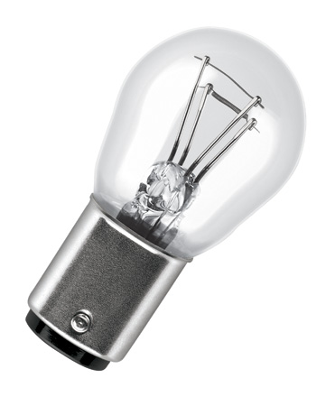 Osram halogenová žárovka, ULTRA LIFE, P21/5W, BAY15d, 12V, 21/5W, 7528ULT