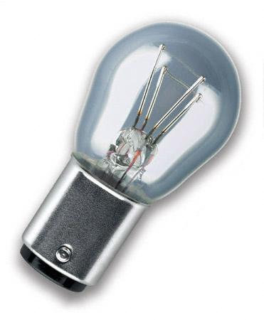 Osram halogenová žárovka, STANDARD, P21/5W, BAY15d, 12V, 21/5W, 7528