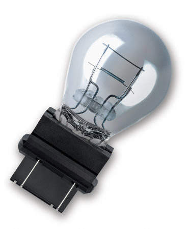Osram halogenová žárovka, STANDARD, P27/7W, W2,5x16q, 12V, 27/7W, 3157