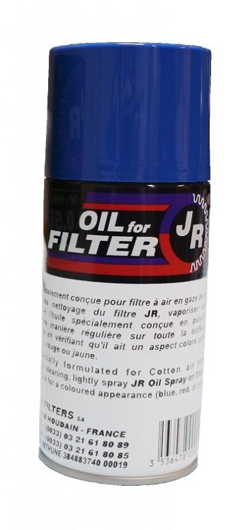 JR olej na vzduchový filtr (pumpičkový, netlakový) 200 ml – 4690101 (Příslušenství pro čištění filtrů – 200 ml oleje na filtr )