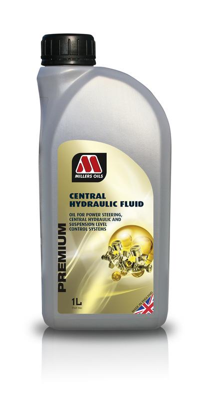 MILLERS OILS PREMIUM Central Hydraulic Fluid - 1 l