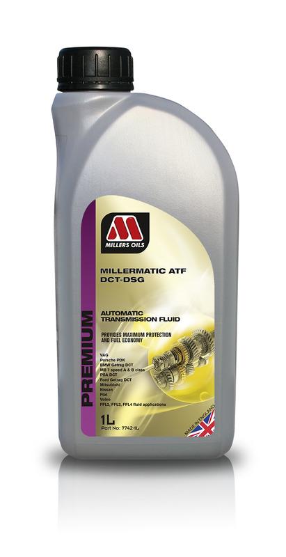 Převodový olej MILLERS OILS PREMIUM Millermatic ATF DCT-DSG - 1 l