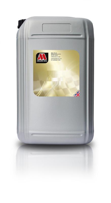 Převodový olej MILLERS OILS PREMIUMTRX Synth 75w80 – 25 l