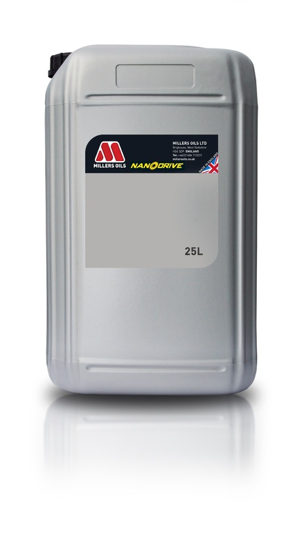 Motorový olej MILLERS OILS NANODRIVE EE Longlife 5w40 – 25 l