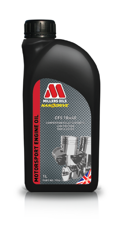Motorový olej MILLERS OILS CFS 10w40, 1 l