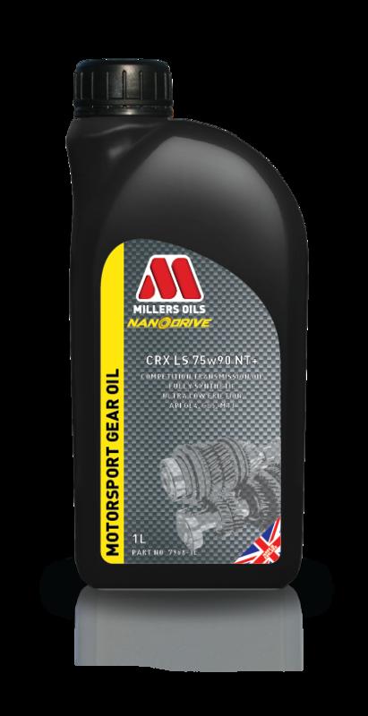 Převodový olej MILLERS OILS NANODRIVE CRX LS 75w90 NT+, 1 l