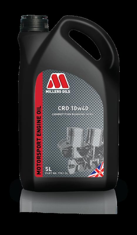 Motorový olej MILLERS OILS CRO 10w40, 5 l