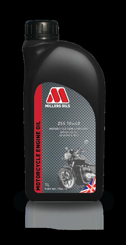 Motorový olej MILLERS OILS ZSS 10w40, 1 l