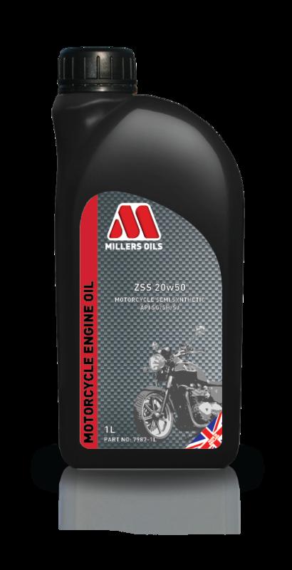 Motorový olej MILLERS OILS ZSS 20w50, 1 l