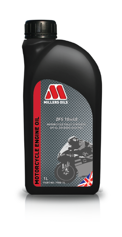 Motorový olej MILLERS OILS ZFS 10w40, 1 l