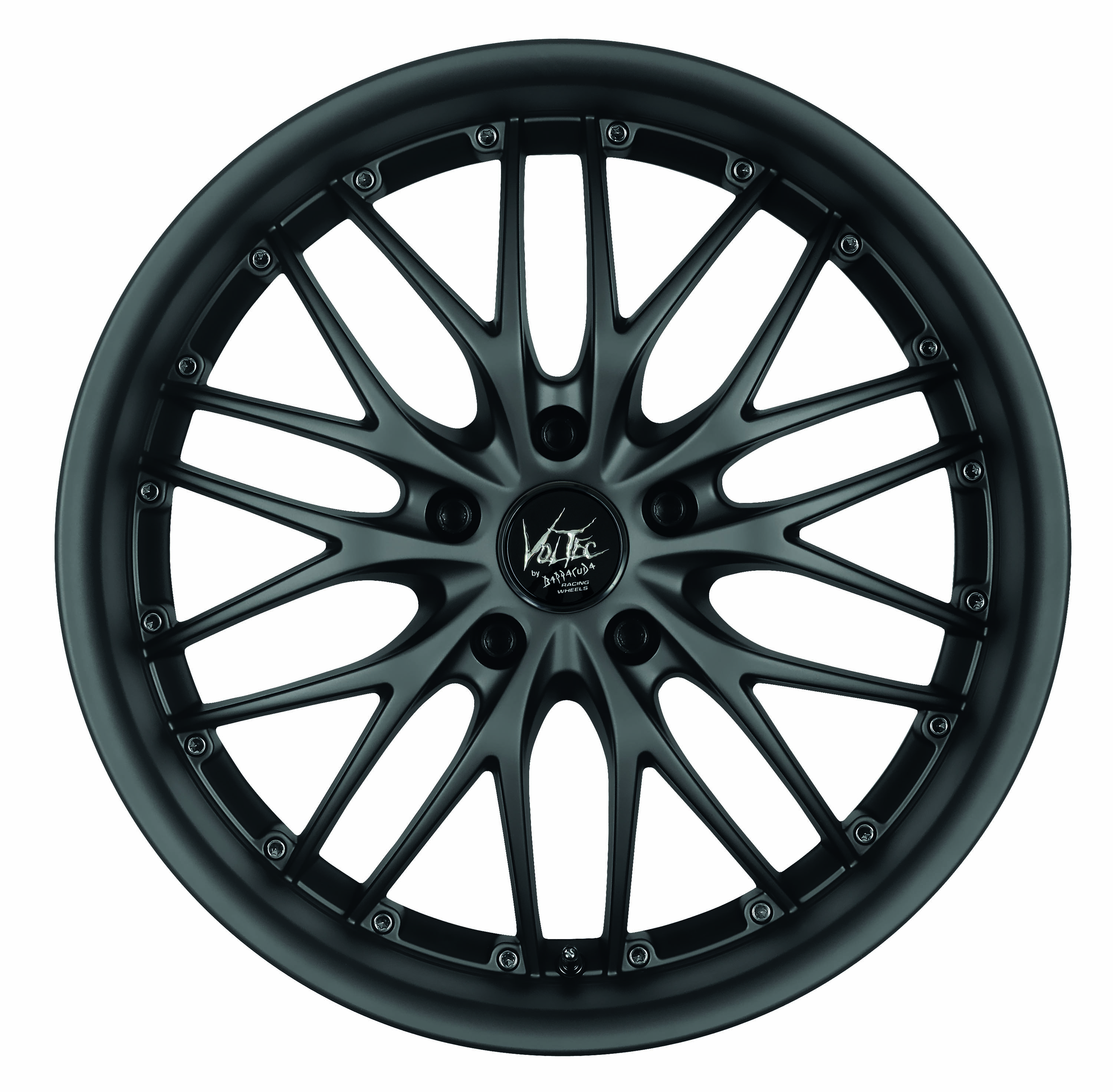 BARRACUDA VOLTEC T6 Gunmetal polished - 10x19 / 5x120 / ET18, RTVO610918T/GM_MP