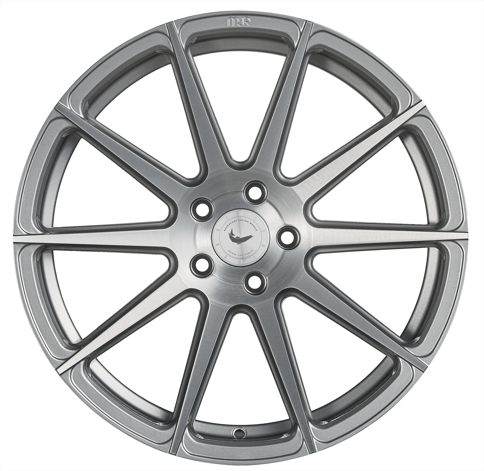 BARRACUDA PROJECT 2.0 Silver brushed - 9x20 / 5x112 / ET25, RHPRO290035R/SBS12124