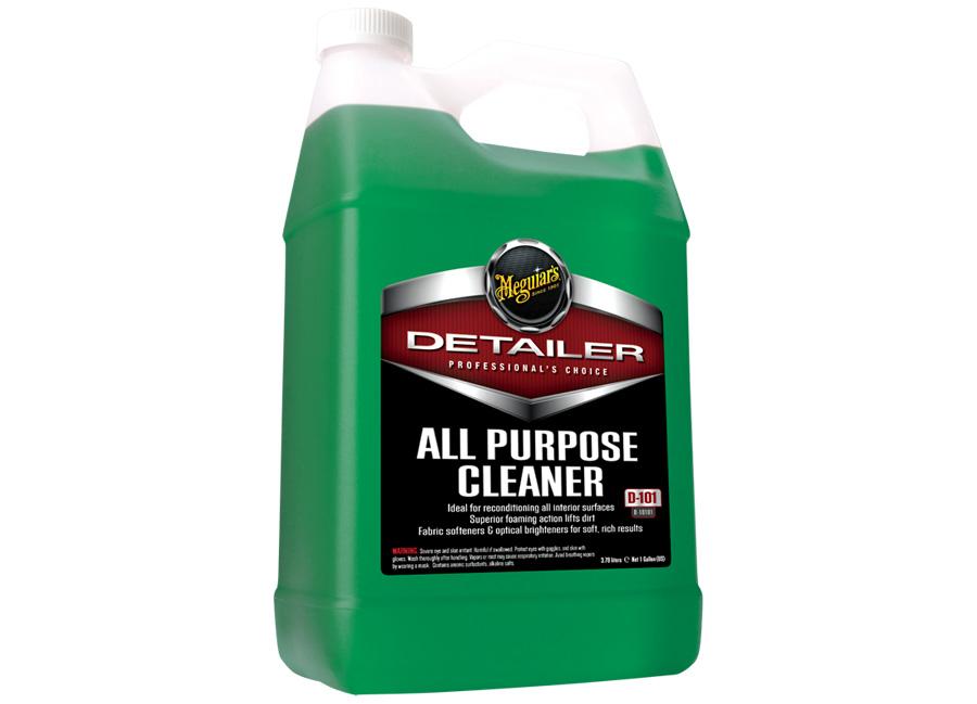 Meguiar's All Purpose Cleaner 3,78 l – nejoblíbenější profesionální víceúčelový čistič (Hýčkejte si i Vy svůj vůz špičkovou kvalitní autokosmetikou od Meguiar's - jedničky amerického trhu!)