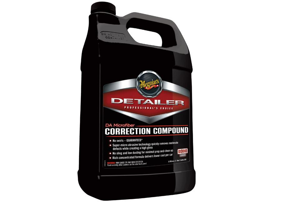 Meguiar's DA Microfiber Correction Compound 3,78 l – kvalitní leštěnka (Hýčkejte si i Vy svůj vůz špičkovou kvalitní autokosmetikou od Meguiar's - jedničky amerického trhu!)