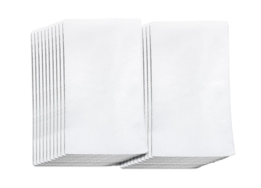 Meguiar's Ultimate Microfiber Towel - nejkvalitnější mikrovláknová utěrka, 40 cm x 40 cm (20 ks) pro profesionály (Hýčkejte si i Vy svůj vůz špičkovou kvalitní autokosmetikou od Meguiar's - jedničky amerického trhu!)