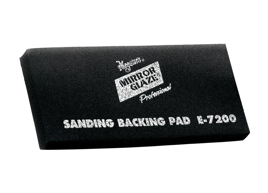 Meguiar's Hi-Tech Sanding Backing Pad 5,5 – pěnová podložka pro ruční broušení a aplikaci M
