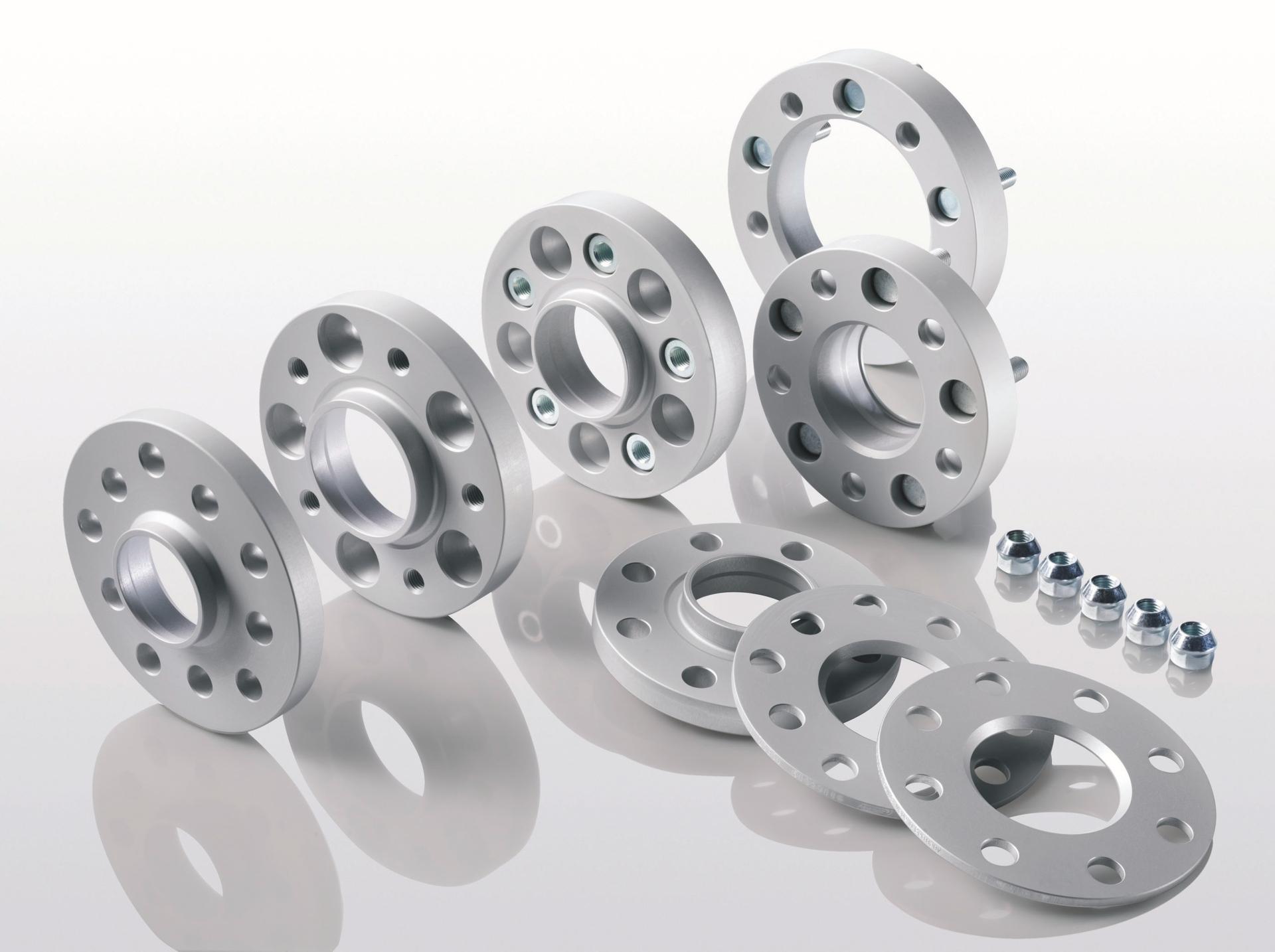 Eibach Pro-spacer silver | distanční podložky Skoda Citigo S90-2-15-004