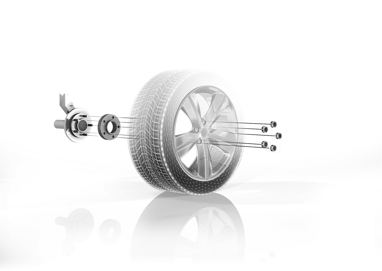 Eibach Pro-spacer silver | distanční podložky Ford Focus S90-6-15-015