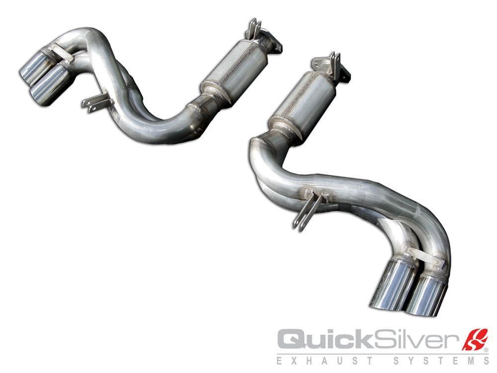 "QuickSilver Exhausts Heritage | Ferrari F50, 1995-97, FE070S (Výfukový systém ""SuperSport"")"