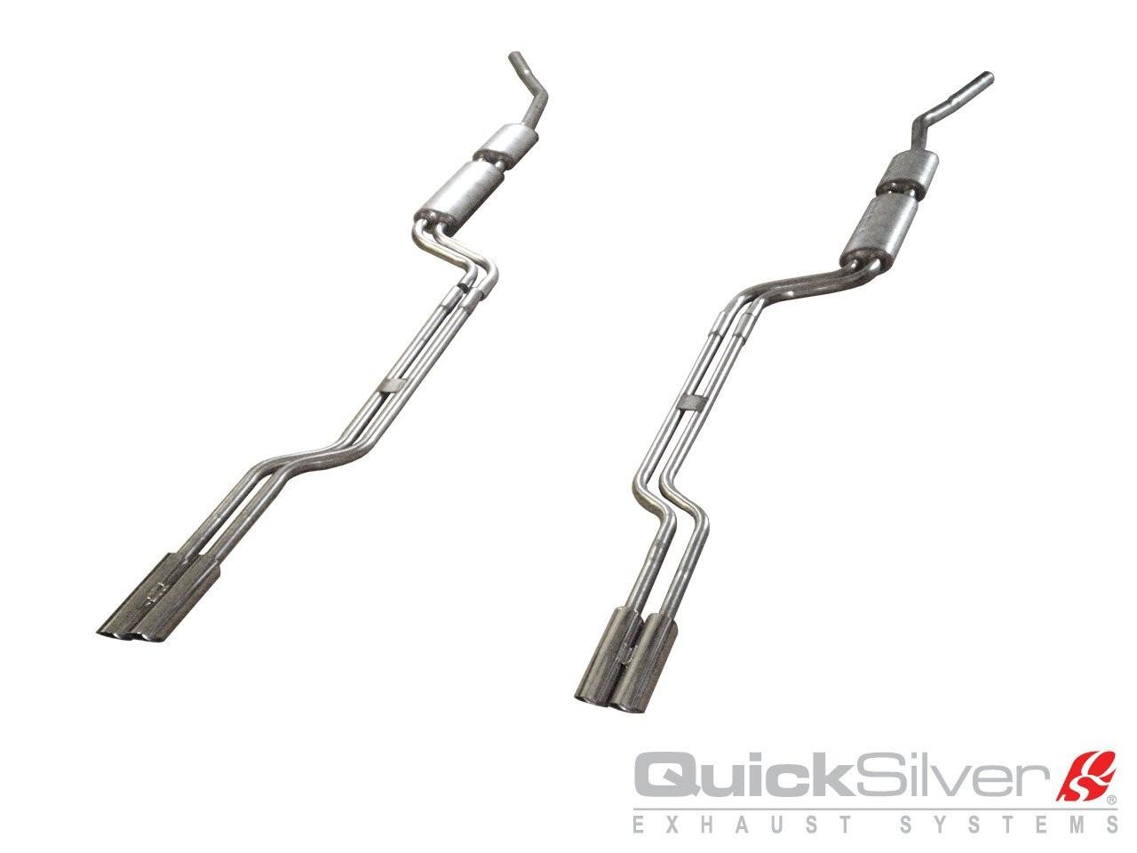 QuickSilver Exhausts Heritage | Ferrari 250 GT - Coupe, 1958-60, FE475 (Výfukový systém – nerezová ocel)
