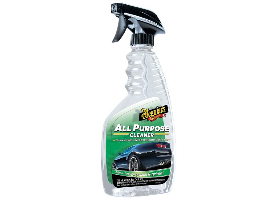 Meguiar's All Purpose Cleaner – silný víceúčelový čistič interiéru a exteriéru, 710 ml