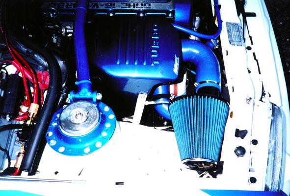 Sportovní vzduchový filtr KF8, FORD Escort / Orion Cosworth, 92->