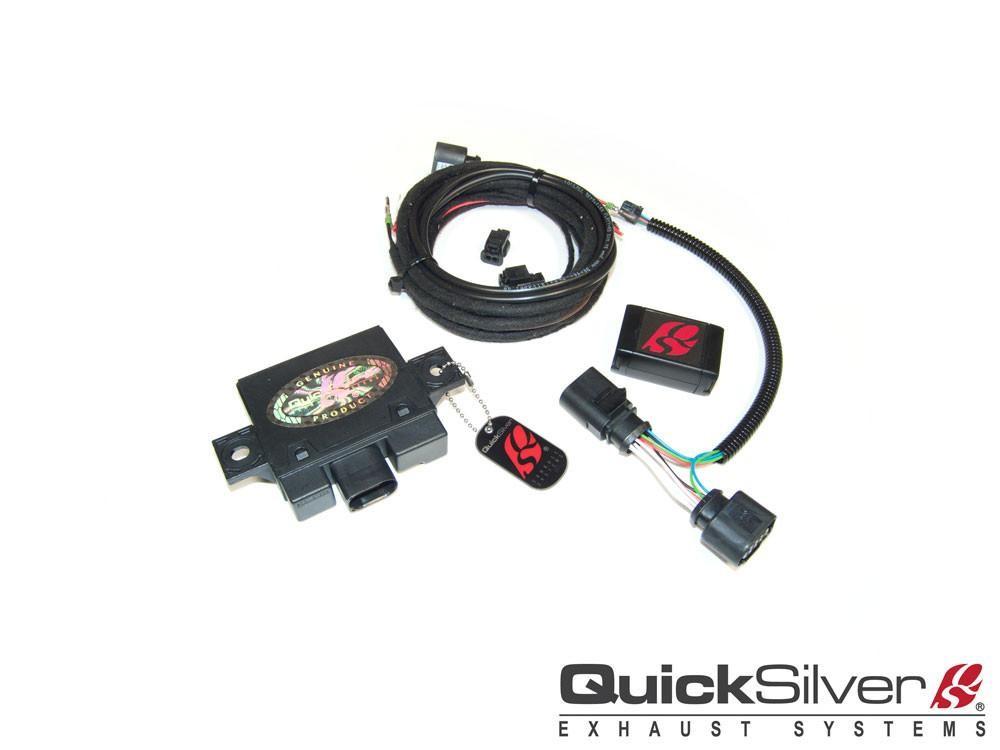"QuickSilver Exhausts Sports | Maserati Ghibli Diesel, 2014 -->, MT136S (Sada ""Sound Architect"")"