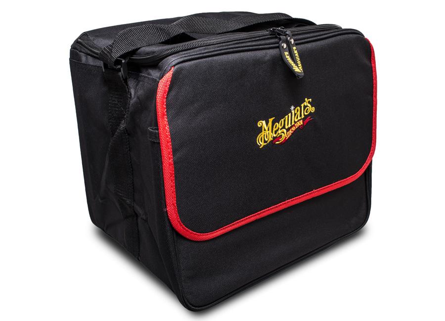 Meguiar's Kit Bag – oblíbená taška na autokosmetiku, 24 cm x 30 cm x 30 cm (Hýčkejte si i Vy svůj vůz špičkovou kvalitní autokosmetikou od Meguiar's - jedničky amerického trhu!)