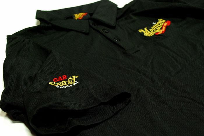 Meguiar's – pánské tričko s límečkem, vel. M