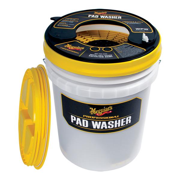 Meguiar's Pad Washer – nepostradatelná pračka kotoučů