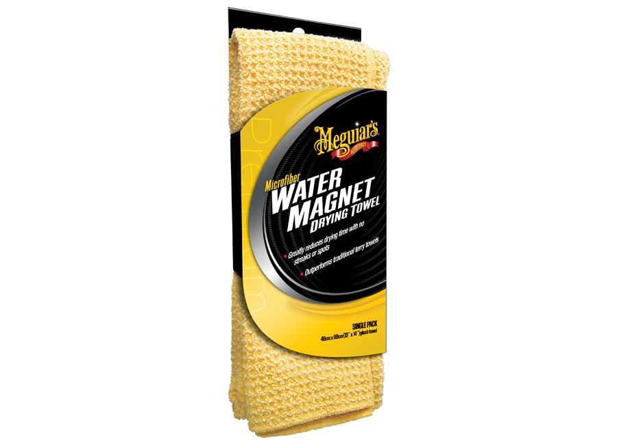 Meguiar's Water Magnet Microfiber Drying Towel – exkluzivní sušicí ručník z mikrovlákna, 76 x 55 cm