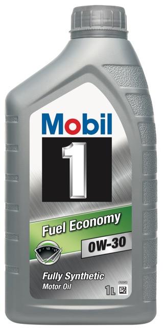 Motorový olej Mobil 1 0W-30 FUEL ECONOMY - 1 l