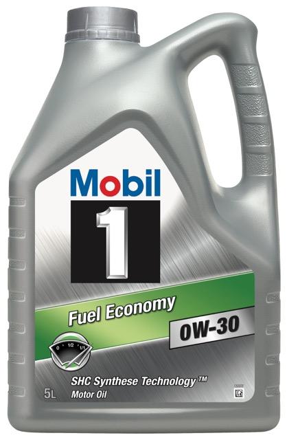 Motorový olej Mobil 1 0W-30 FUEL ECONOMY - 5 l