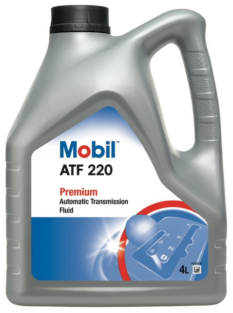 Převodový olej Mobil ATF 220 - 4 l