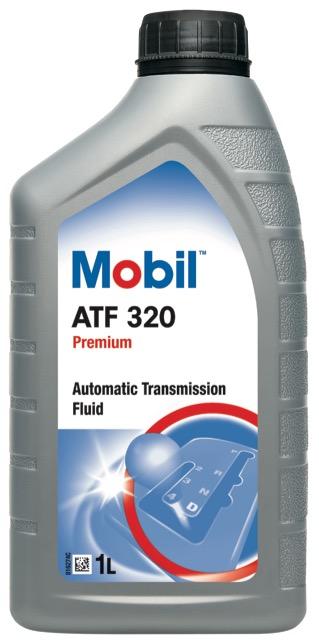 Převodový olej Mobil ATF 320 - 1 l