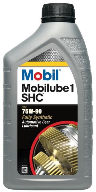 Převodový olej Mobilube 1 SHC 75W-90 - 1 l