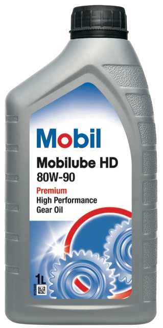 Převodový olej Mobilube HD 80W-90 - 1 l