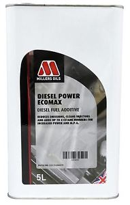 MILLERS OILS Diesel Power EcoMax – 5000 ml