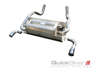 QuickSilver Exhausts Heritage | Aston Martin Virage, 1989-96, AS016S