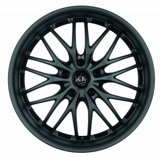 BARRACUDA VOLTEC T6 Mattblack Puresports / your paint - 10x20 / 5x112 / ET45, RTVO610045R/PURESPORTS/YP