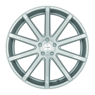 CORSPEED DEVILLE Silver-brushed-Surface - 8,5x19 / 5x112 / ET35, RCDEV85935R/SBS