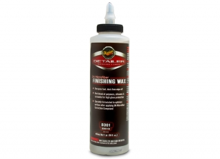Meguiar's DA Microfiber Finishing Wax 473 ml – finišovací vosk