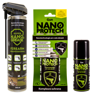 NANOPROTECH GNP Firearm Professional 300 ml