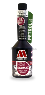 MILLERS OILS Petrol Power EcoMax - One Shot Boost - 250 ml