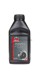 MILLERS OILS Racing Brake Fluid 300 Plus – 500 ml