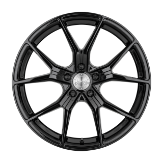 BARRACUDA INFERNO Glossy Black - 8,5x19 / 5x112 / ET45, RCINF85945R/GB