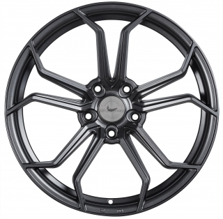 BARRACUDA ULTRALIGHT PROJECT 1.0 Mattgunmetal - 10,5x20 / 5x120 / ET45, RHPRO1105045T/MGM
