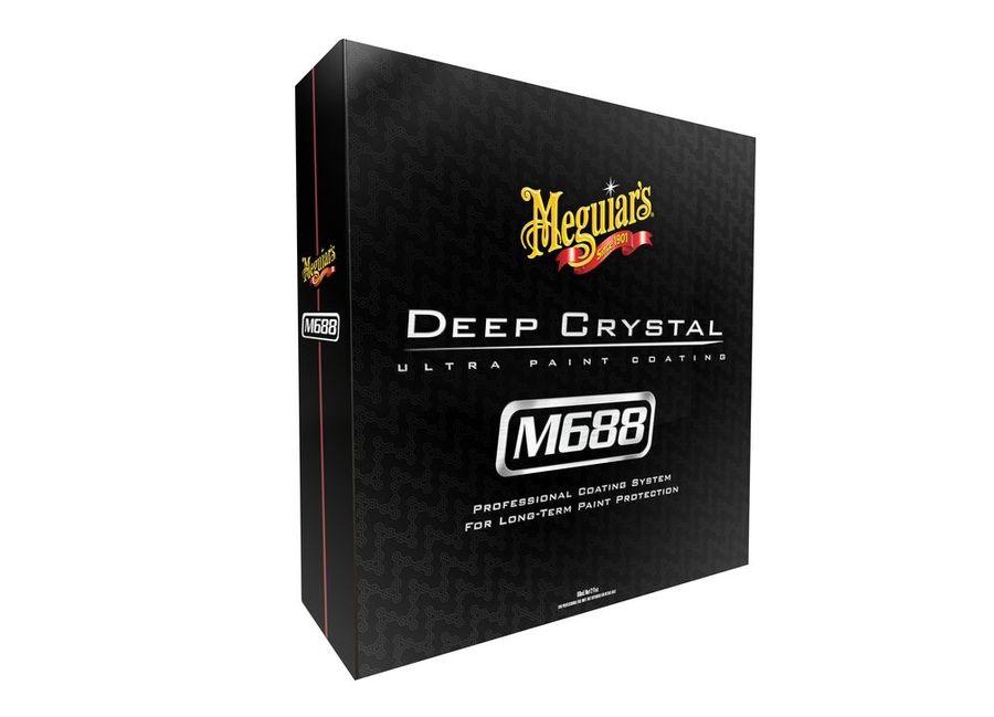 Meguiar's Deep Crystal Ultra Paint Coating - extrémně odolná ochrana laku (coating) na bázi polymerů a SiO2 – 60 ml (Hýčkejte si i Vy svůj vůz špičkovou kvalitní autokosmetikou od Meguiar's - jedničky amerického trhu!)