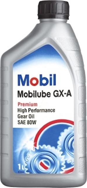 Převodový olej Mobilube GX-A 80W - 1 l