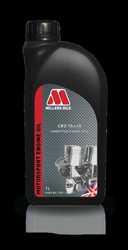Motorový olej MILLERS OILS CRO 10w40, 1 l